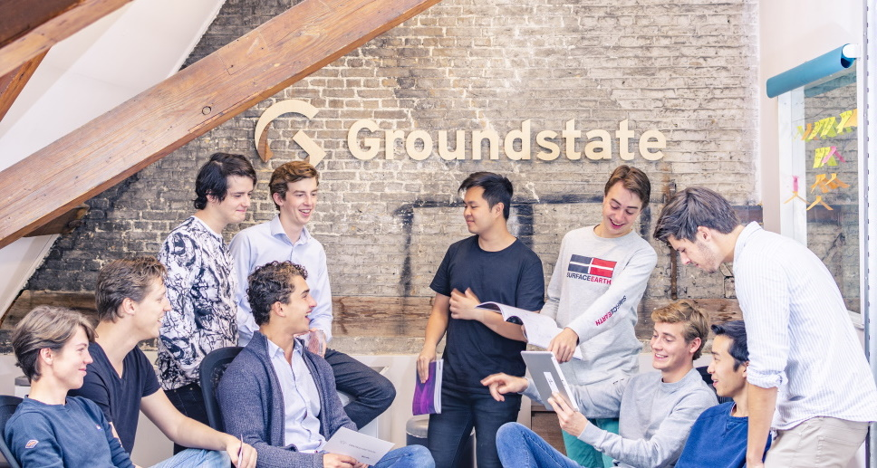 Groundstate Media Team